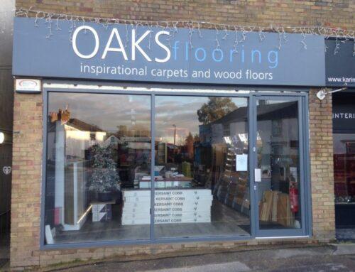A Face-Lift for Oaks Flooring